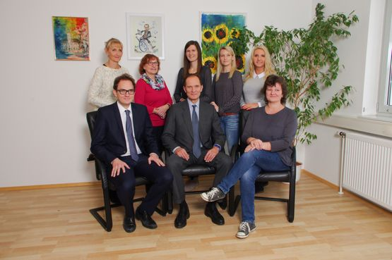 Dr. Michael Billeth und sein Team
